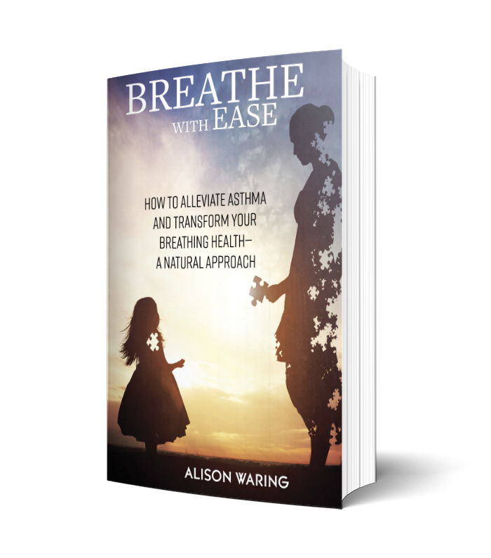 breathe with ease book
